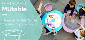 Gift Card for MUtable