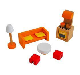 Accessori Dollhouse MUtable - set 1 Hape Toys